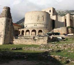 Skanderbegs Museum Kruja