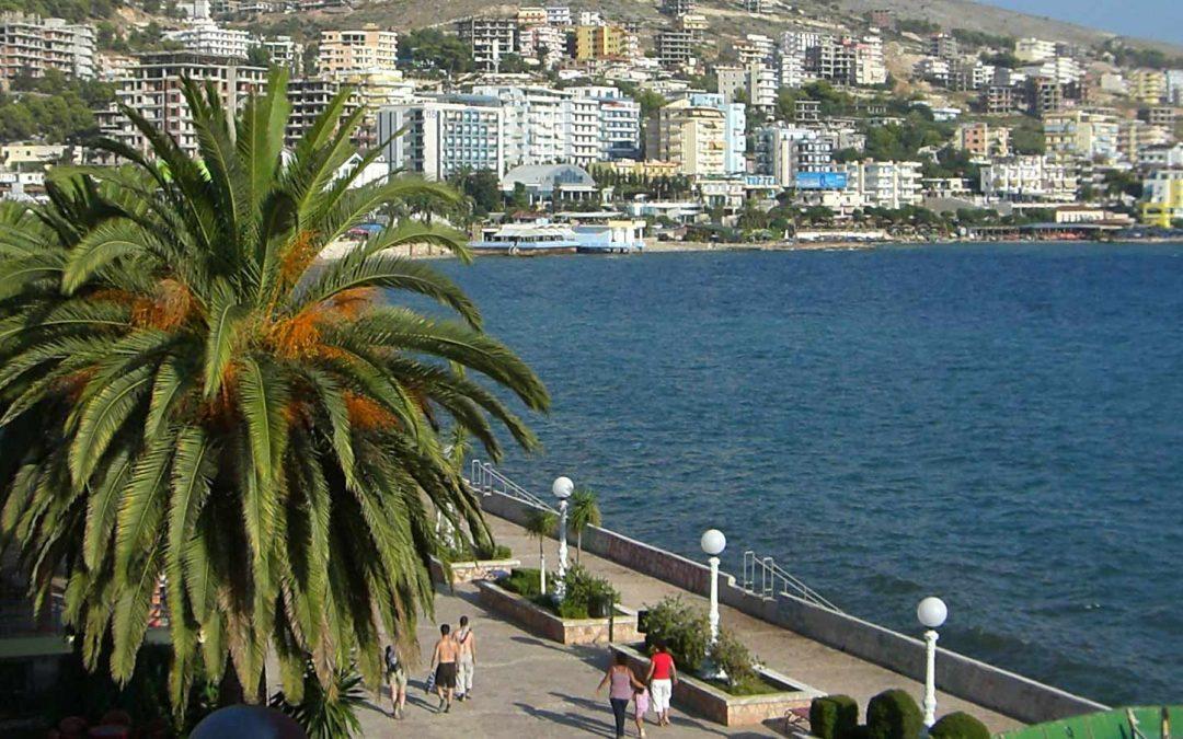 Saranda Albanien