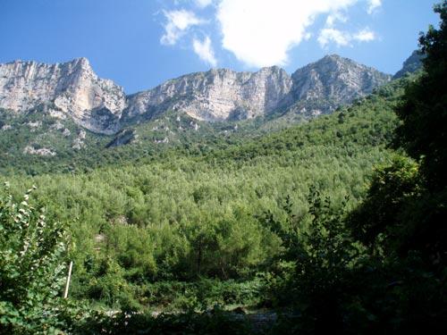 8 Tage Faszination Albanien - Butrint Burg
